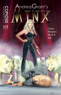 Andrea Grant's Minx - Issue #3