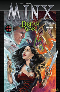 Minx: Dream War TPB Release Party