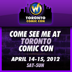 Come see Minx creator Andrea Grant at Wizard World Toronto