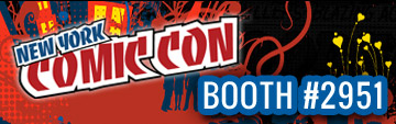 MINX at New York Comic Con Booth #2951